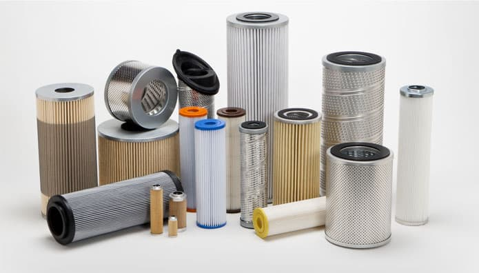 Hydraulic and Liquid Filters