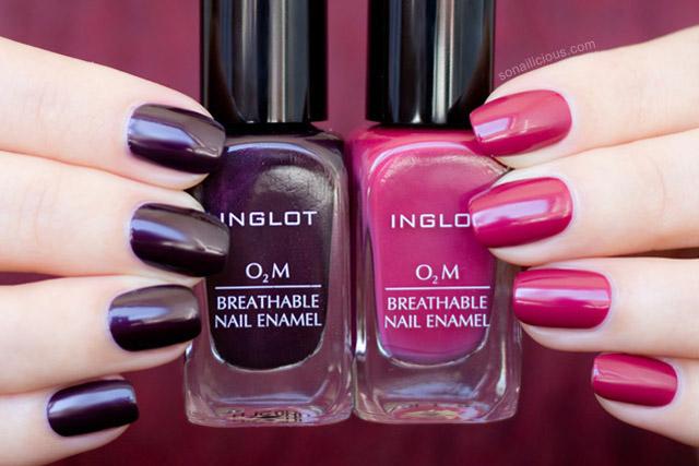 Image result for Inglot O2M Breathable Nail Enamel
