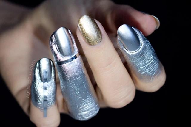 Vivienne Westwood Nail Art
