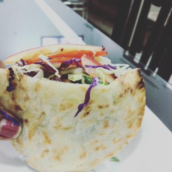Veg falafel sonals jain kitchen veg falafel forumfinder Choice Image