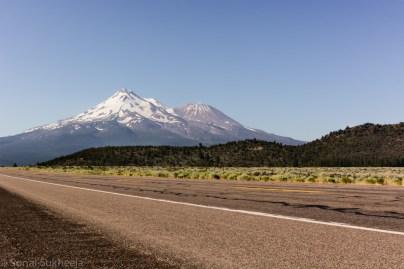 Mt Shasta, California