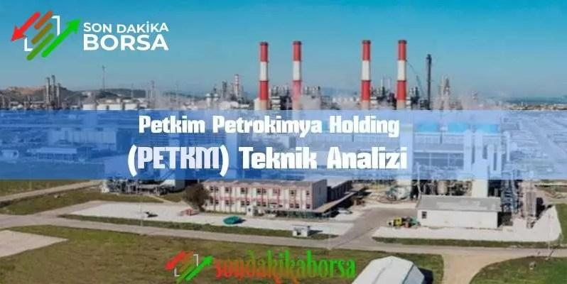 Petkim Petrokimya Holding (PETKM) Teknik Analizi