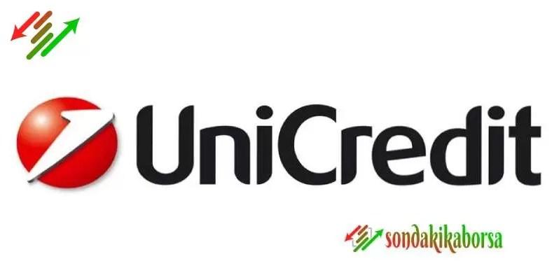 UniCredit Değer Kaybetti.