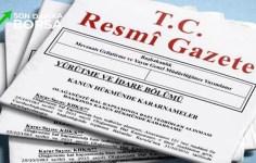 """""""Türk Parası Kıymetini Koruma"""" Hakkında Tebliğ Resmi Gazete'de Yayımlandı"""