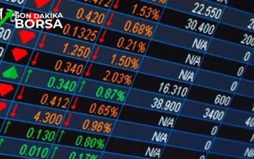 22 Ekim Yabancı Yatırımcıların Alım Satım Yaptığı Hisseler