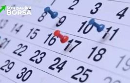 29 Eylül Piyasada Takip Edilecek Veriler Neler?