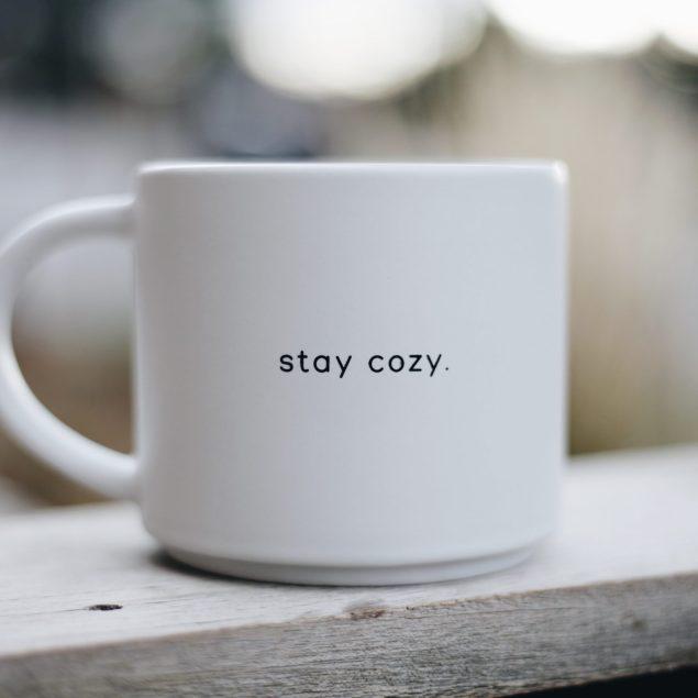 STAY COZY SONDER Mug