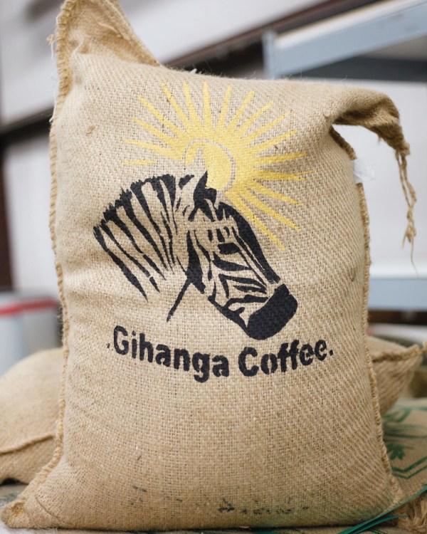 Gihanga Green Coffee
