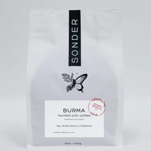 Burma SONDER Coffee