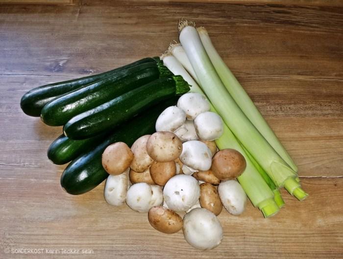 Gemüsebrühe HP