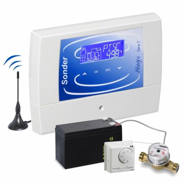 Allegro 788 GSm Webserver accesorios