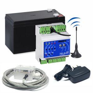 Kit Telkan 1 GSM Alarma Inundación