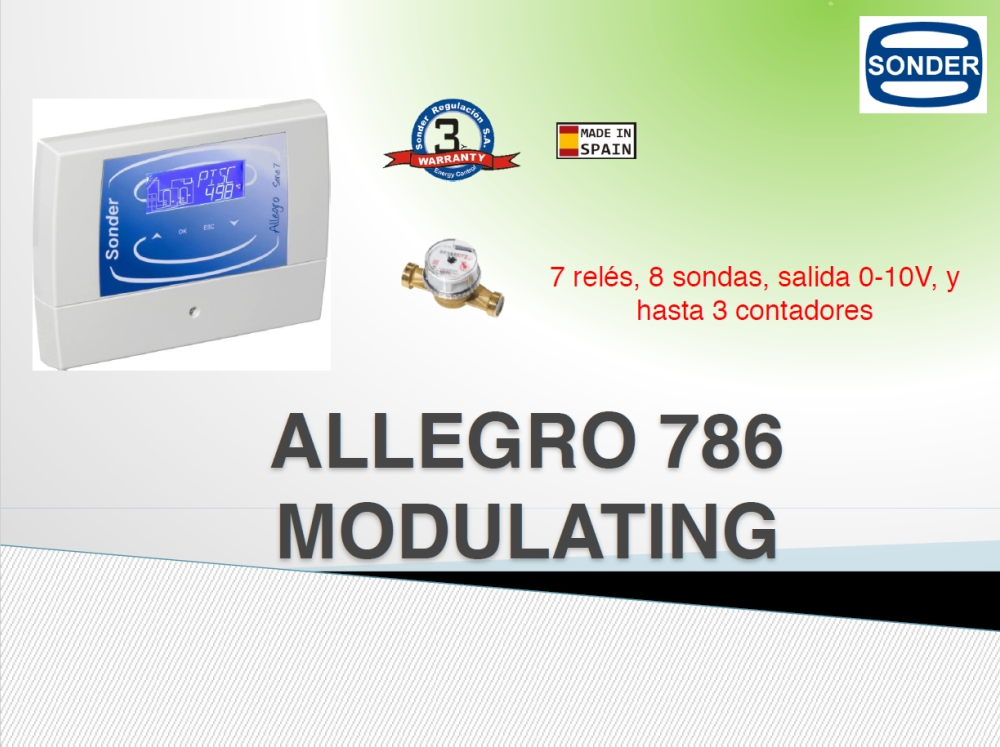 Presentación Allegro Modulating