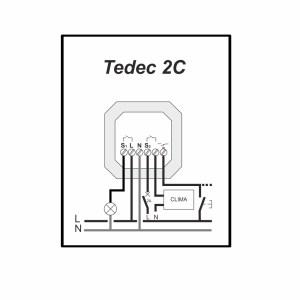 conexionado TEDEC 2C