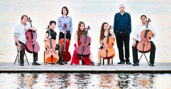 AMP Portland Cello Project