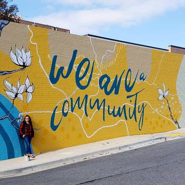 Quince Orchard Mural