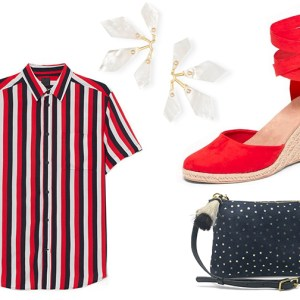 THE LIST: RED, BRIGHT & BLUE