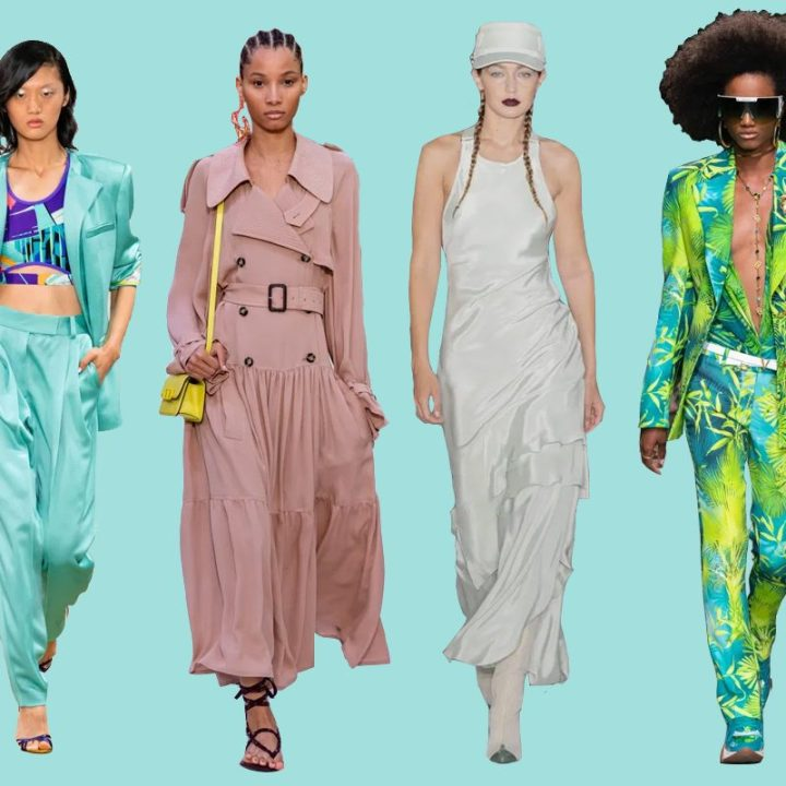spring fashion runway