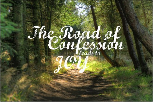 Road of Confession