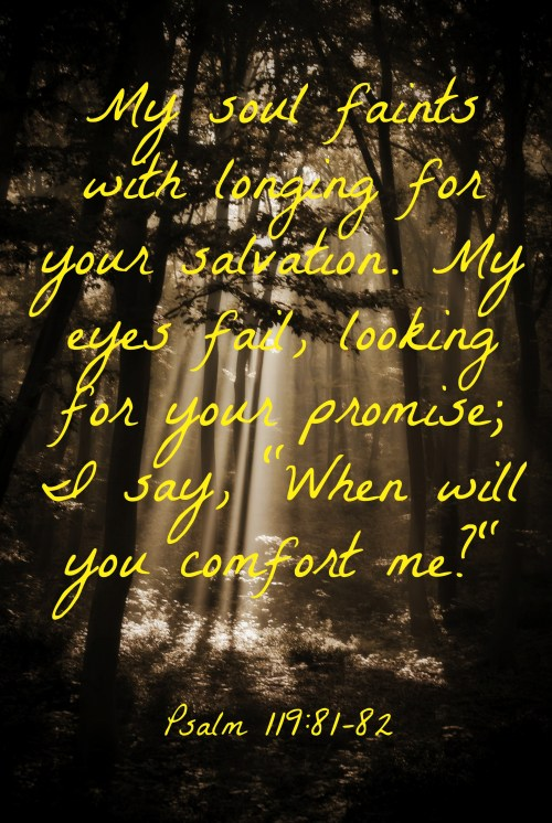 psalm 119 8182