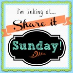Share it Sunday Link Button