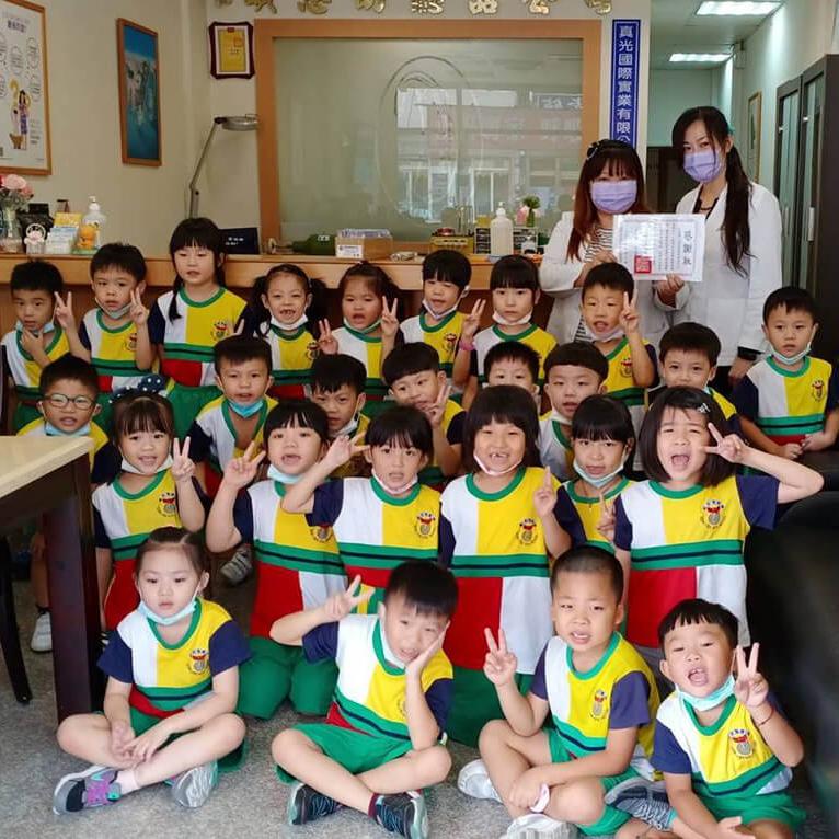 202009鹿港貝斯特幼兒園聽力活動