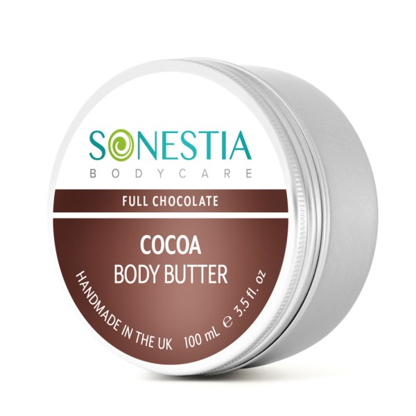 Cocoa whipped body butter
