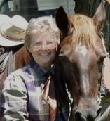Marsha Hubler author of The Secret of Wolf Canyon