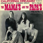 california dreamin the mamas & the papas
