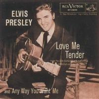Love Me Tender - Elvis Presley