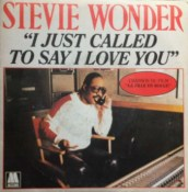 I Just Called to Say I Love You - Stevie Wonder