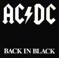 Back in Black - AC DC
