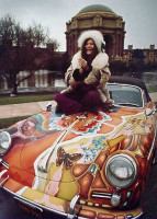 Janis Joplin Porshce