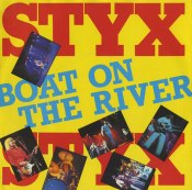 Boat on the River - Styx