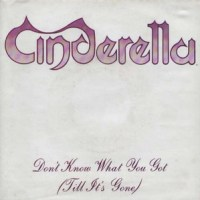 Don't Know What You Got (Till It's Gone) - Cinderella