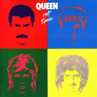 Hot Space - Queen album