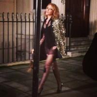 Kylie Minogue Into the Blue Video Screenshot