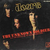 Сингл The Unknown Soldier группы The Doors