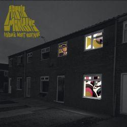 Favourite Worst Nightmare - Arctic Monkeys album cover