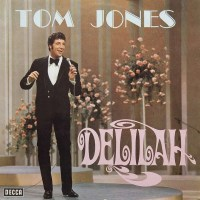 Delilah - Tom Jones single cover