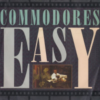 The_Commodores_Easy - single cover