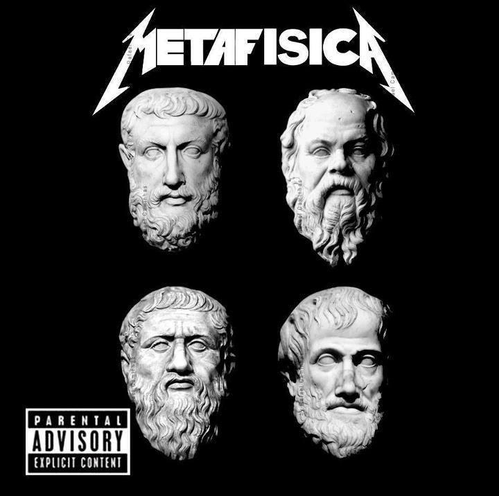 metafisica metallica