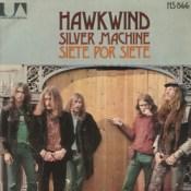 Silver Machine - Hawkwind
