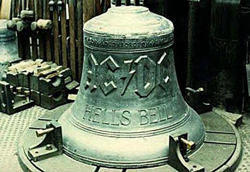 Колокол AC/DC Hells Bells
