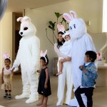 Kanye West and Tyga Dress Up as Easter Bunnies