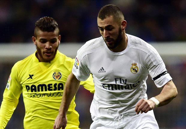 LA LIGA VIDEO: Real Madrid vs Villareal 3-0 2016 All Goals & Highlights