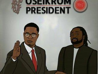 Kojo Cue - Oseikrom President