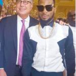Dbanj Meets With Legendary Gospel Singer Don Moen Photos seegist.com
