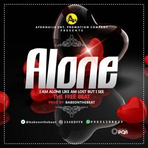 Free Beat : BabeOnTheBeat - Alone