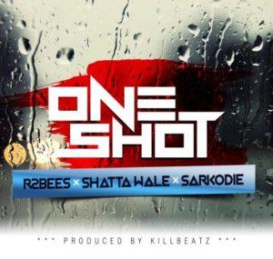 music-r2bees-one-shot-ft-shatta-wale-sarkodie-prod-killbeatz